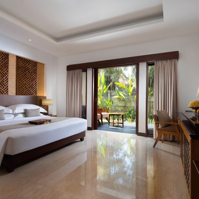 Classic Deluxe Room at Bali Niksoma 2